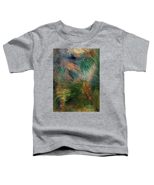 Reaching For The Sword Toddler T-Shirt