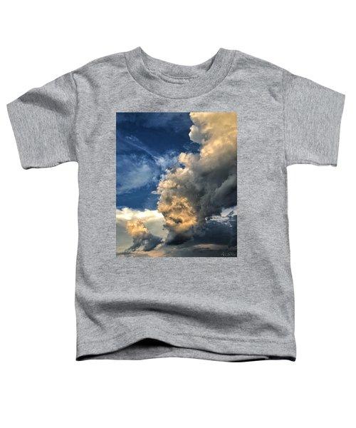 Toddler T-Shirt featuring the photograph Reaching Toward Heaven by Andrea Platt