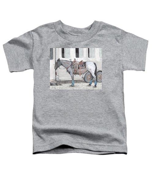 Ready For Battle  Toddler T-Shirt