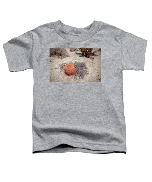 Red Barrel Cactus And Mesquite Toddler T-Shirt