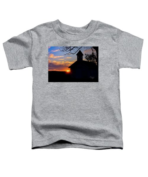 Reflections Of God Toddler T-Shirt