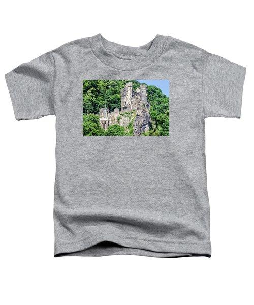 Rheinstein Castle Toddler T-Shirt