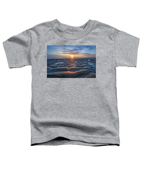 Rippled Toddler T-Shirt