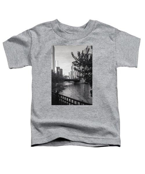 River Fence Toddler T-Shirt