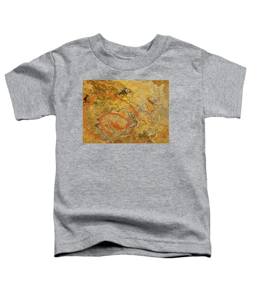 Riverbed Stone Toddler T-Shirt