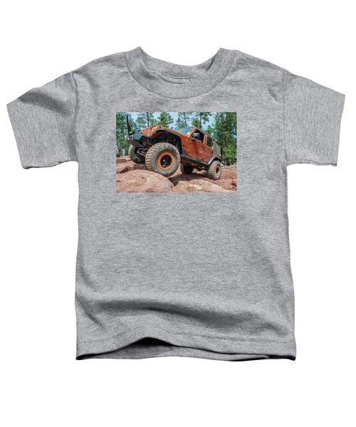 Rock Crawlin Toddler T-Shirt