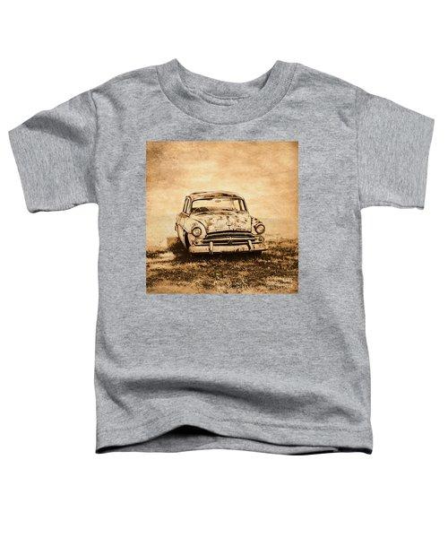 Rockabilly Relic Toddler T-Shirt