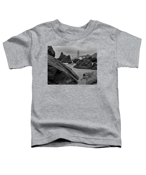 Rocky Marshall's Beach Toddler T-Shirt