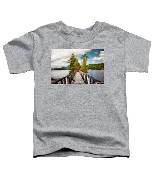 Rocky Point Toddler T-Shirt