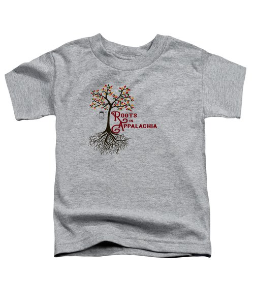 Roots In Appalachia Lightning Bugs Toddler T-Shirt