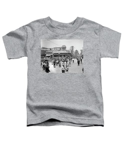 Rosemary Theater Santa Monica Toddler T-Shirt