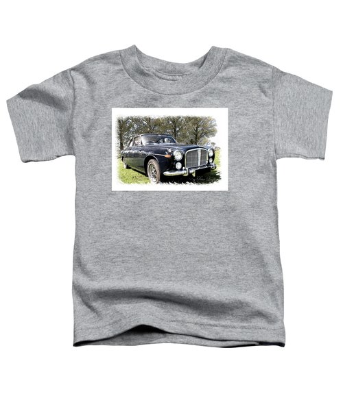 Rover 3.5 Coupe Toddler T-Shirt