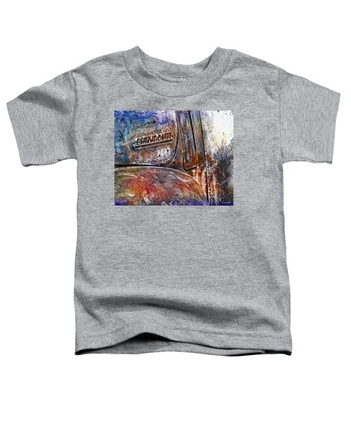 Rusty Rainbow Toddler T-Shirt
