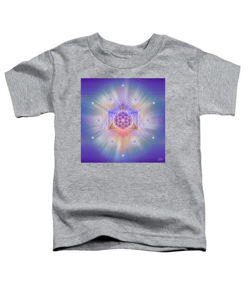 Sacred Geometry 734 Toddler T-Shirt