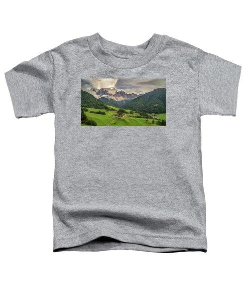 Santa Maddalena Toddler T-Shirt