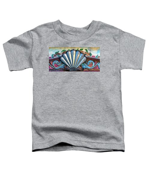 Santo Nino De Atocha Chapel Detail Toddler T-Shirt