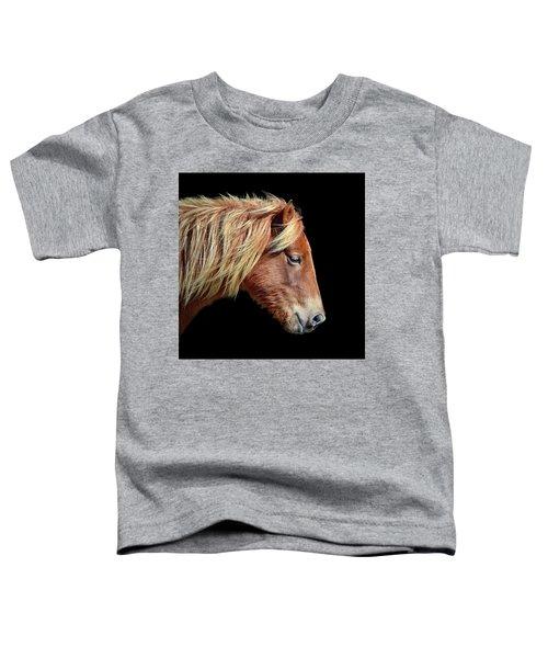 Sarah's Sweat Tea Portrait Toddler T-Shirt