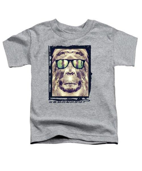 Sasquatch Incognito Toddler T-Shirt