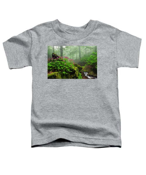 Scent Of Spring Toddler T-Shirt