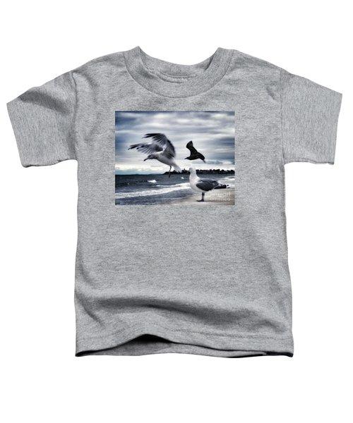 Seagulls Toddler T-Shirt