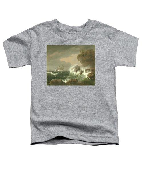 Seascape, 1835 Toddler T-Shirt