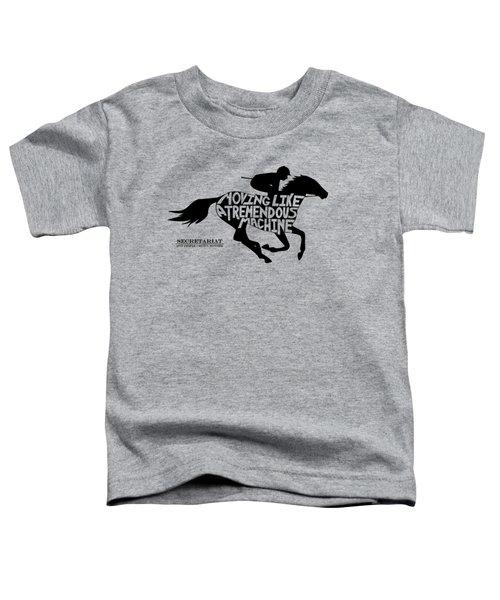 Secretariat Toddler T-Shirt