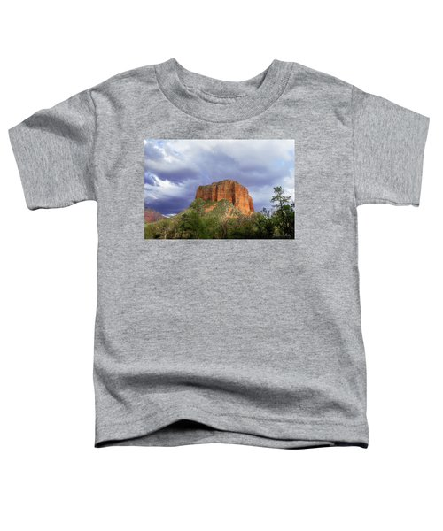 Devil's Mountain Toddler T-Shirt