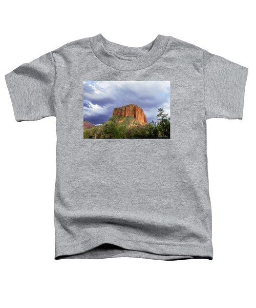 Devil's Mountain Toddler T-Shirt