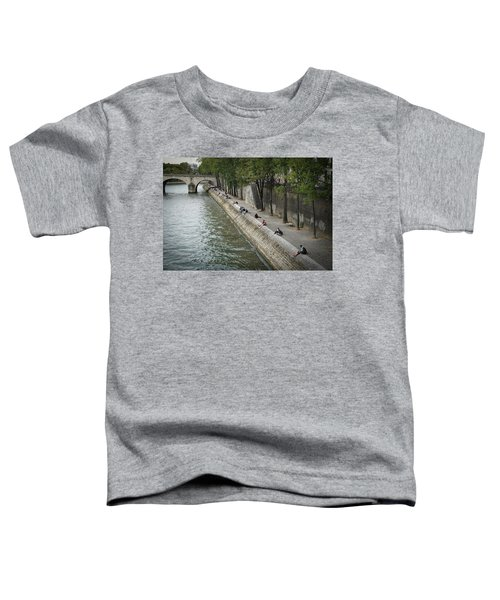 Seine Toddler T-Shirt