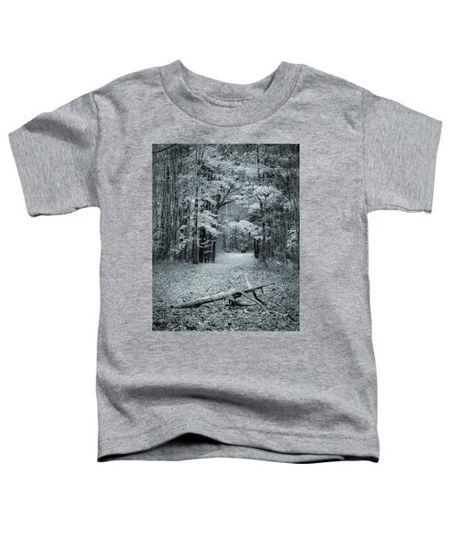 Selenium Trail  Toddler T-Shirt
