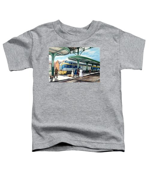 Sentimental Journey Toddler T-Shirt