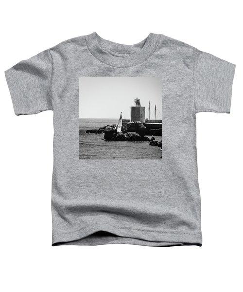 Setting Sail Toddler T-Shirt