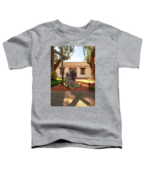Shadow Of The Cross Toddler T-Shirt