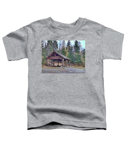 Shelter Toddler T-Shirt