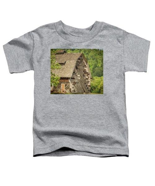 Shingled Barn Toddler T-Shirt