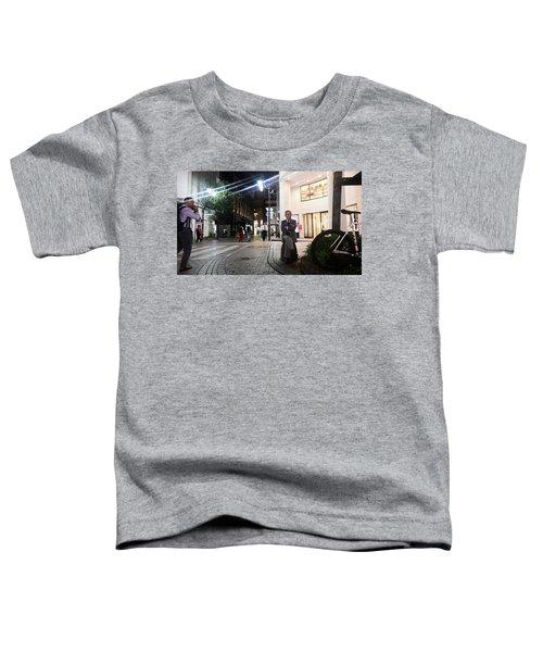 Shinjuku Man Toddler T-Shirt