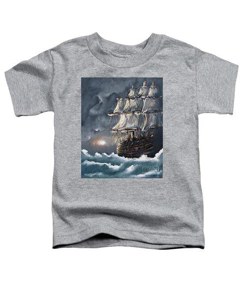 Ship Voyage Toddler T-Shirt