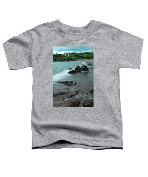 Shore Castle Toddler T-Shirt