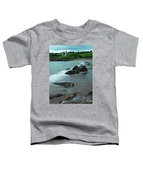 Shore Castle Toddler T-Shirt