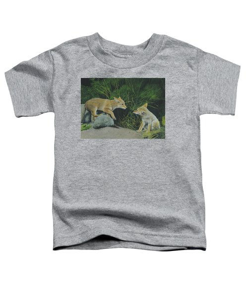 Sibling Rivalry Toddler T-Shirt