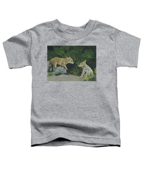 Sibling Rivalry Toddler T-Shirt