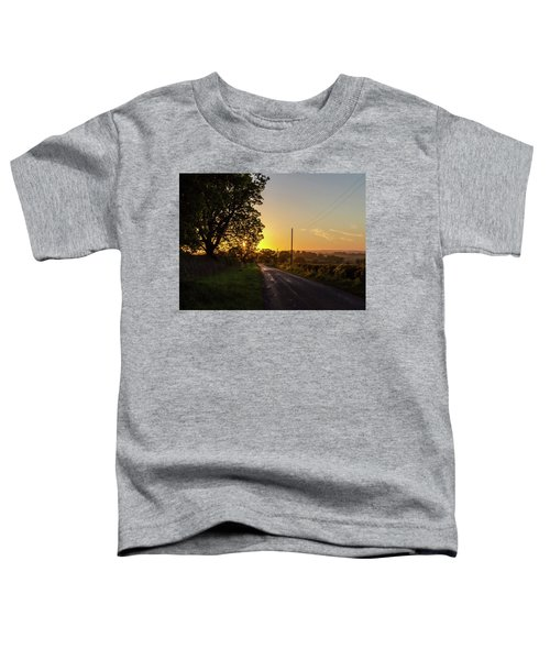 Silver Lines Toddler T-Shirt