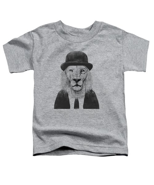 Sir Lion Toddler T-Shirt