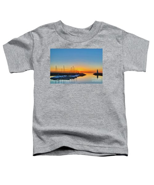 Sleeping Yachts Toddler T-Shirt