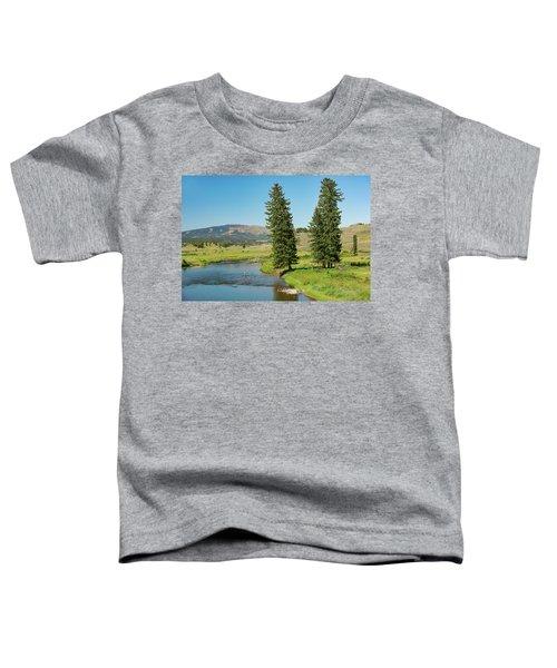 Slough Creek Toddler T-Shirt