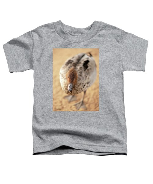 Small Duck On The Farm Toddler T-Shirt