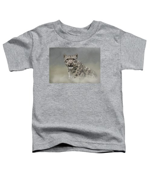 Snow Ghost Toddler T-Shirt