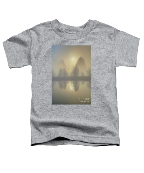 Softly Comes The Sun Toddler T-Shirt