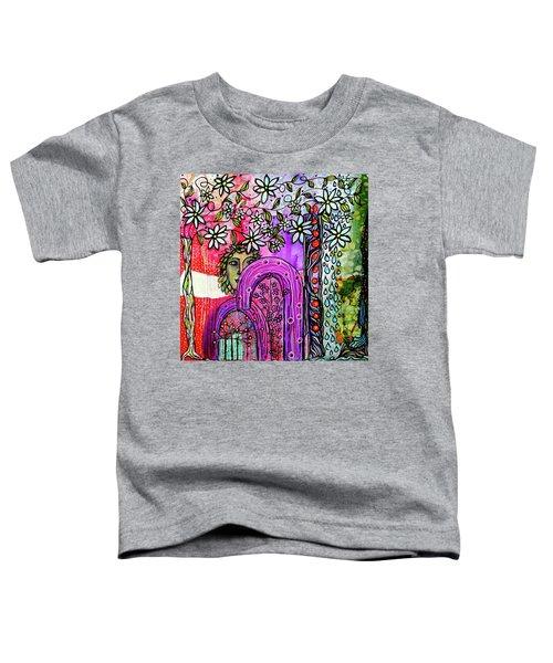 Something About Spring Toddler T-Shirt