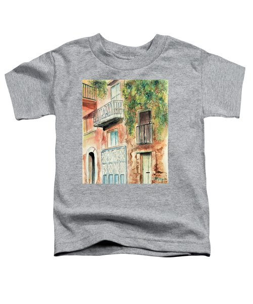 Sorrento Charm Toddler T-Shirt